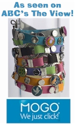 MOGO Charms & Charmbands - As seen on ABC's The View
